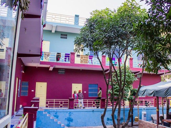 15 Days Budget Meditation and Yoga Retreat in Rishikesh, India