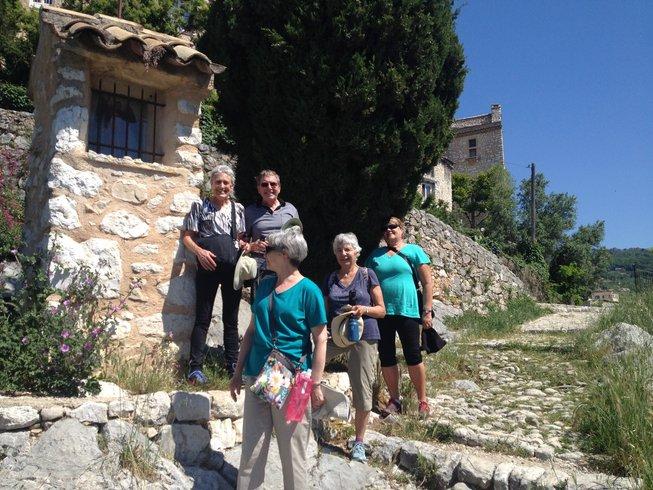 8 días vacaciones culinarias, senderismo y retiro de yoga en el sur de Francia