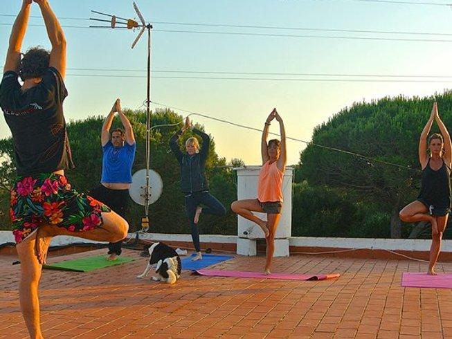 4 Days Surf and Yoga Retreat in Tarifa, Spain