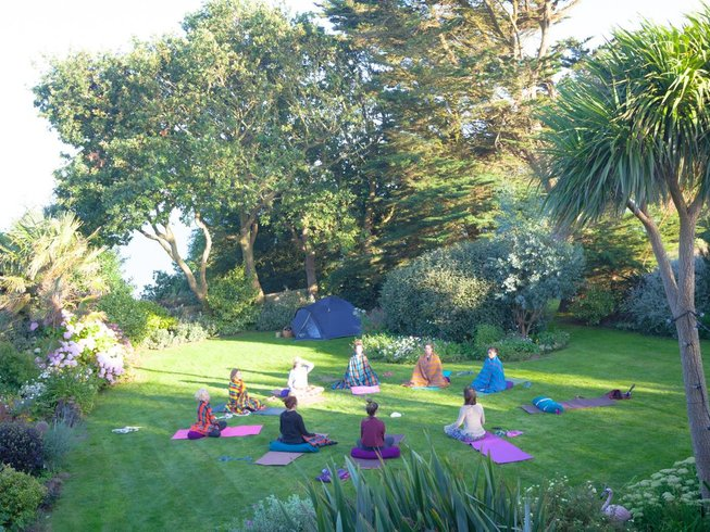 4 Days Yoga, Detox, and Visionary Art Retreat UK
