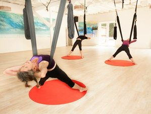 Self-Paced 6-Hour Aerial Yoga Play Basic Level Online Training Course