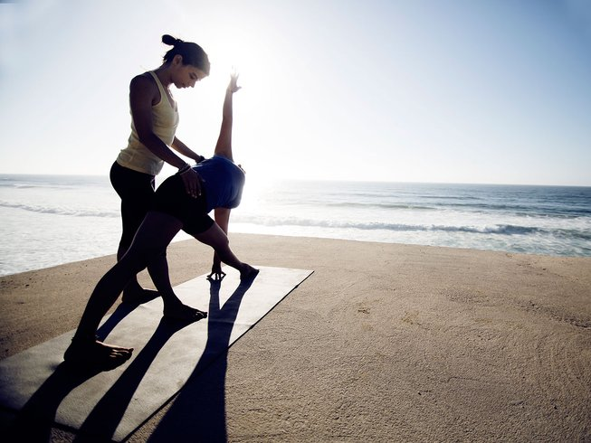 8 Days Kids Surf, Climb, and Yoga Retreat in Sintra, Portugal