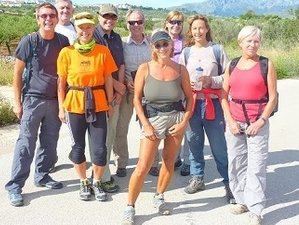 7 Day Walking and Yoga Holiday in Teulada, Alicante