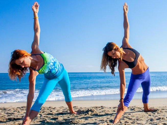 5-Daagse Thanksgiving Fitness, Surf en Yoga Retraite in Mexico