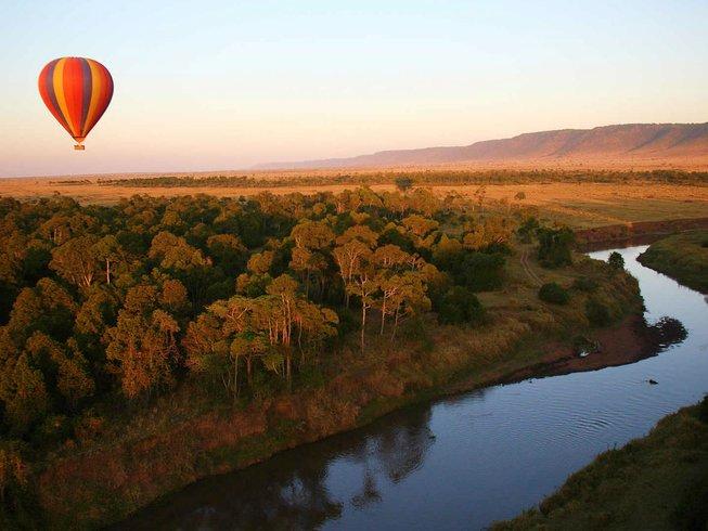 4 Days Experience Safari in Maasai Mara National Reserve, Kenya