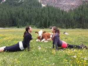 8 Days Pilates and Yoga Retreat in Trentino-Alto Adige/Sudtirol, Italy