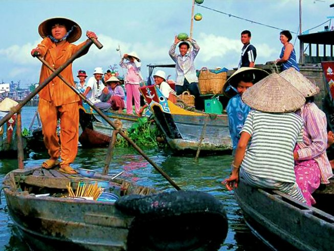 12 Days Culinary Tour in Vietnam