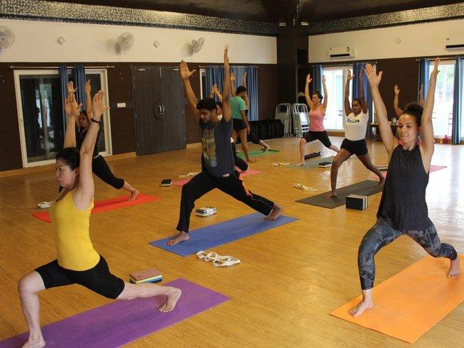 e4381c8c7df 26 Days 200-Hour Yoga Teacher Training in Rishikesh
