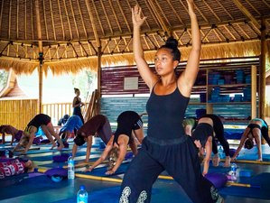 4 Days Unlimited Yoga 'Turtle Lovers' Retreat including massage in the breathtaking Bali, Indonesia