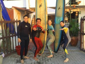 3 Day Surf Camp with Professionals in Huanchaco, La Libertad