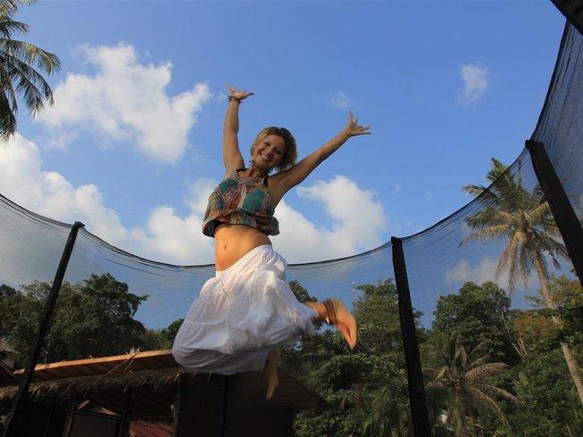 7 Days Active Meditation, Celebration, and Yoga in Koh Phangan, Thailand
