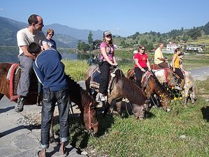 4 Day Relaxing Getaway and Horse Riding Holiday in Pokhara