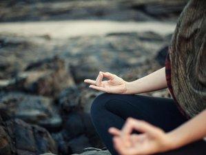 8 Tage Iyengar Yoga und Thai Massage Urlaub auf Sardinien, Italien