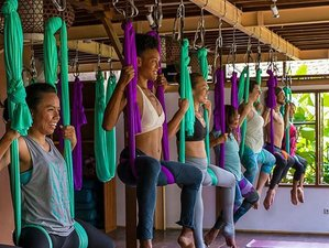 8-Daagse Fitness en Flyhigh Yoga Retraite in Portugal