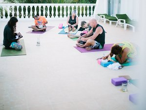 7 Day Learn to Love Yourself Yoga Retreat with Yudit Maros in Tulum
