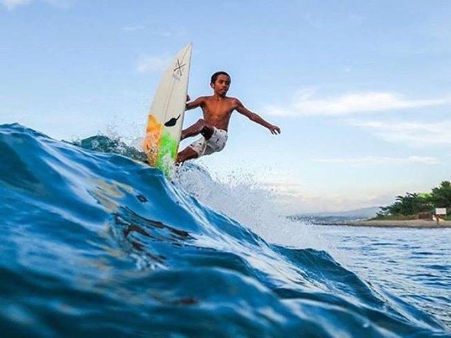 5 Days Portentous Surf Camp Philippines