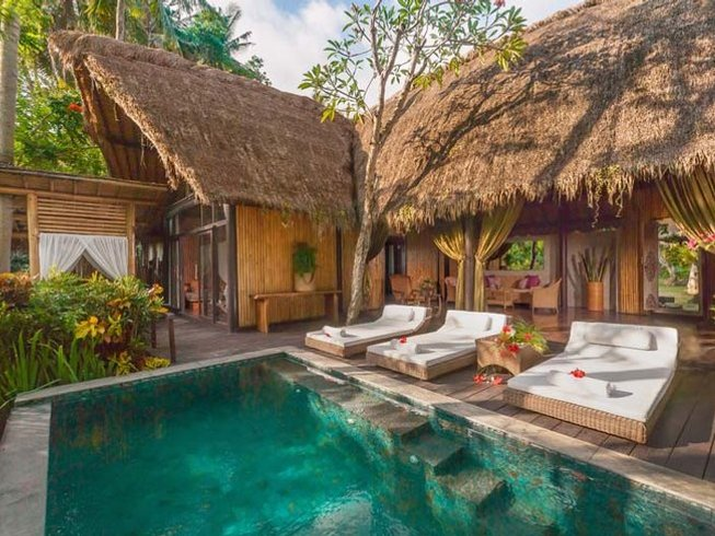 8-Daagse Luxe Verjonging, Meditatie en Yoga Retraite in Badung, Bali