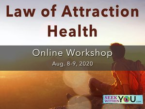 2 Day Law of Attraction Online Workshop
