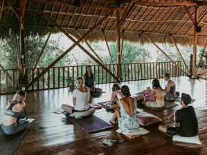 22 Days 200-Hr Ancient Hatha and Tibetan Buddhsim Yoga Teacher Training on Uluwatu Beach, Bali