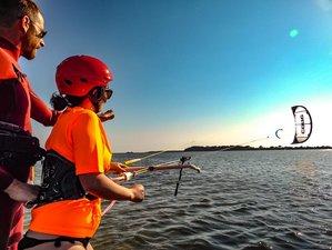 8 Days Kitesurfing in Marsala, Italy