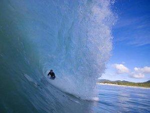 14 Days Guided Surf Camp in Florianopolis, Santa Catarina, Brazil