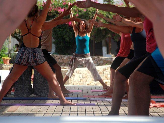 8 jours en stage de yoga, vie simple et découverte à Gavdos, Grèce