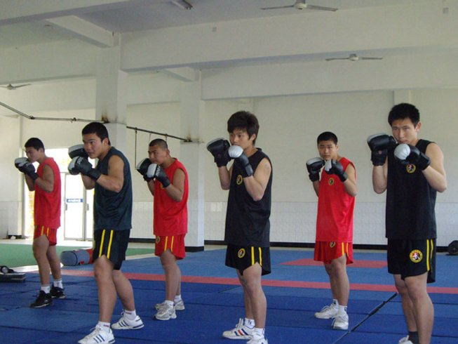 6 Months Quality Kung Fu Training in China