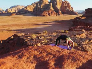 8 Days Wadi Rum Desert Yoga Retreat Jordan