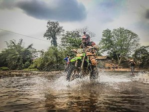 11 Day Ho Chi Minh Trail Guided Motorcycle Tour in Laos from North to South