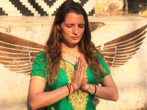 31 Tage Frauen Yin Yoga und Meditation Retreat Rishikesh, Indien