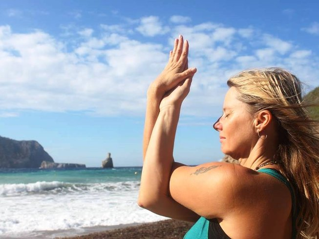 8 Days Bed, Breakfast, and Yoga Holiday in Ibiza, Spain