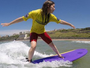 7 Days Surf Camp in Biarritz, France