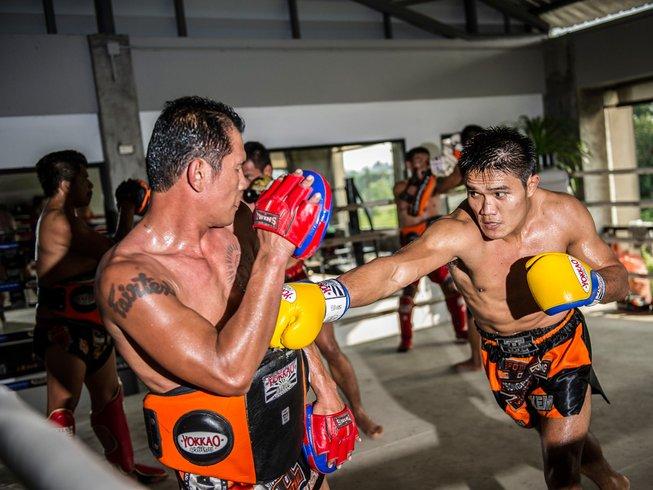 14 Days All Inclusive Muay Thai Camp Bangkok