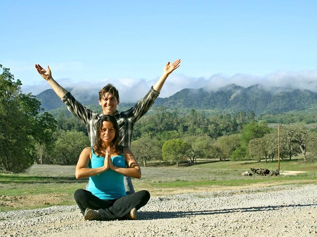 3 Days Writing and Yoga Retreat in California
