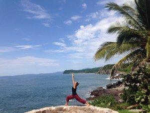 7 Day Holistic Life Yoga Retreat in Compostela, Nayarit