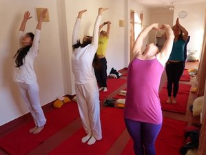 32 Days 200-Hour Yoga Teacher Training in Rishikesh, India