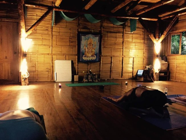 7 Day Re-treat Yourself Yoga and Surf in Ecuador