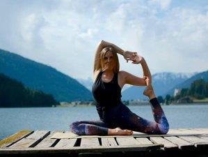 6 Tage Yoga und Wandern im Malerischen Sertigtal, Schweiz