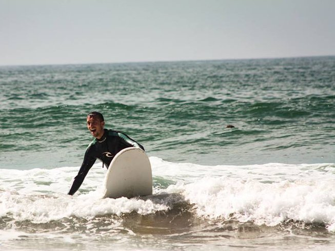 6 Days Advanced Surf Camp in Tamraght, Morocco