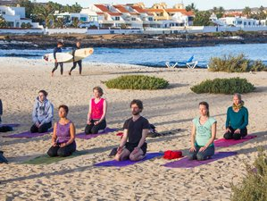 8 Days Surf and Yoga Retreat Fuerteventura, Spain