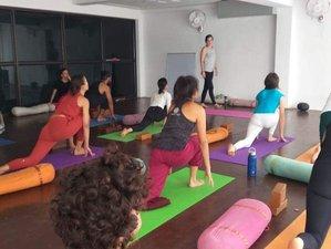 26 Day 200-Hour Multi-Style Yoga Teacher Training Course in Rishikesh, Uttarakhand