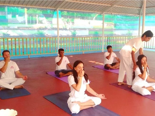 7 Days Gratifying Yoga Retreat in Goa, India