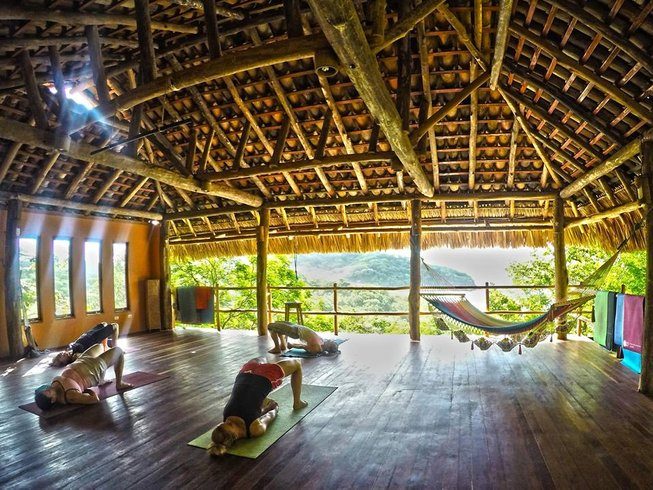 8 Days Beach Escape Meditation and Yoga Retreat in Rivas, Nicaragua
