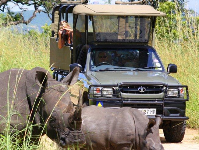 3 Days Elephant Trumpets Safari South Africa