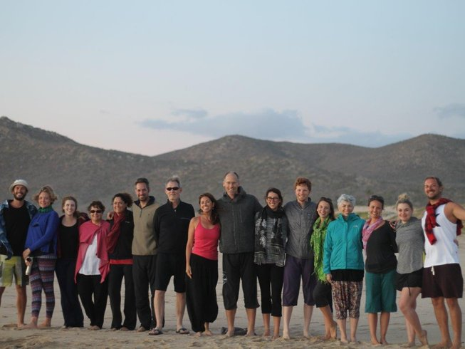 7 Days New Year Reset and Renew Meditation and Yoga Retreat in Cabo, Mexico