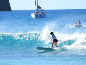 7 Days Adult Surf Camp Tortola