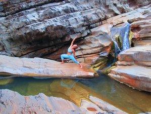 5 Days Karijini Yoga Retreat and Eco Retreat Experience