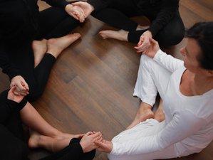 6 Tage Fasten Yoga Urlaub in altem Mönchskloster in Norditalien