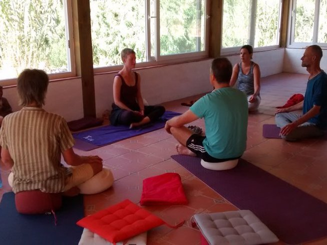 7-Daagse Kundalini Yoga Retraite Andalusië, Spanje
