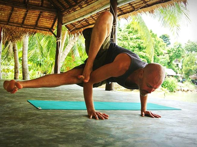 14 Days Intensive Yoga Retreat in Koh Phangan